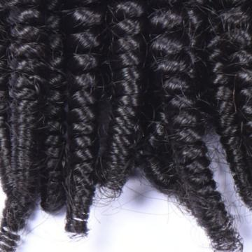 3 Bundles Virgin Brazilian Curl Human Hair Weave Loose Wave Hair Extensions Weft