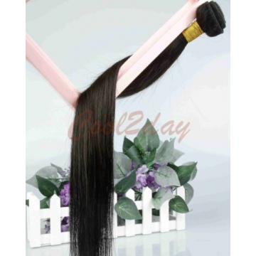 7A Brazilian Virgin Hair Straight 3 Bundles Virgin Brazilian Straight Human Hair