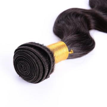 Unprocessed 1 Bundle TOP Virgin Brazilian Human Remy Hair Weave Body Wave 50g