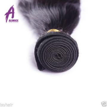 3 Bundles/300g THICK 100%  Brazilian Virgin Hair Natural Wave Human Extensions