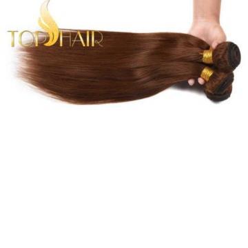100% Unprocessed Virgin Brazilian Ombre Straight Hair Weft Ombre Colour #30