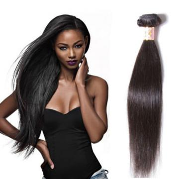 Unprocessed Peruvian Virgin Human Hair Silky Straight Hair Extensions 50g/Bundle