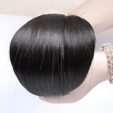 4Bundles/200g 7A Unprocessed Virgin Peruvian Straight Hair Extension Human Weave