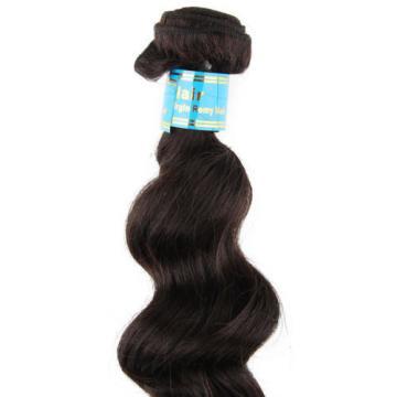 50g/Bundle 7A Loose Wave Hair Peruvian Virgin Human Hair Extensions Weft
