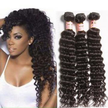 100% Unprocessed 7A Peruvian Curly Virgin Human Hair Extensions 3 Bundles/150g