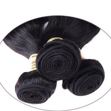 4 Bundles 50G Peruvian Virgin Straight Ombre Human Hair Extensions Weave Weft