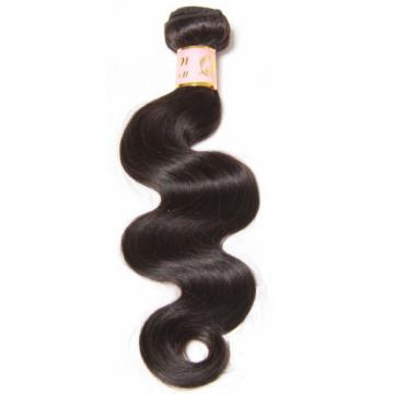 Unprocessed 50g/Bundle Peruvian 7A Body Wave Virgin Human Hair Extensions Weave