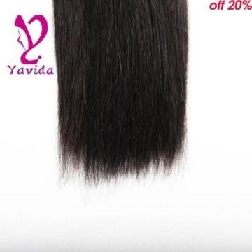 300g/3 Bundles Unprocessed Virgin Peruvian Straight Human Hair Extensions Weft