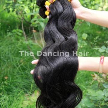 FREE FAST SHIPPING 3 bundles Peruvian virgin hair extensions body wave