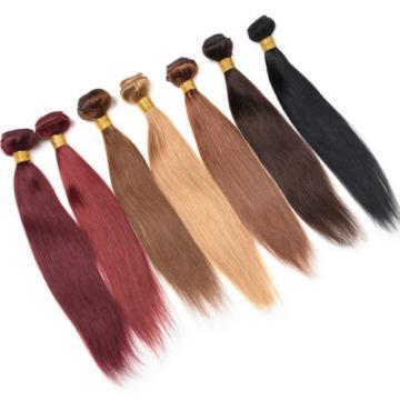 3pcs Peruvian Virgin Hair Bundles Straight Hair 100 Human Hair Extension Weft