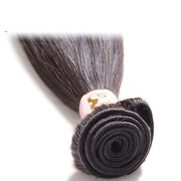 Peruvian Straight Virgin Human Hair Weaves 100% Unprocessed Hair 100g/1 Bundle