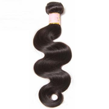 Brazilian 7A Body Wave Virgin Human Hair Extension 100% Unprocessed 100g/Bundle