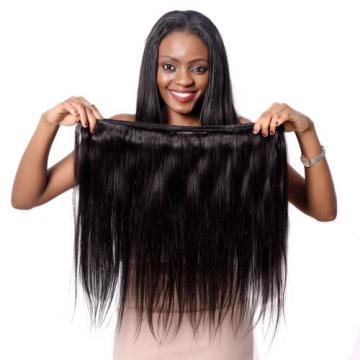 3bundles/300g 100% Unprocessed Virgin Peruvian Straight Human Hair Extensions