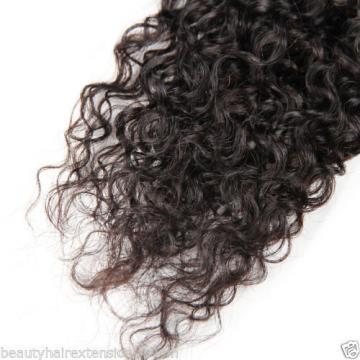 8A Peruvian Remy Hair Kinky Curly Human Hair Weft Curly Virgin Hair Bundle 100G