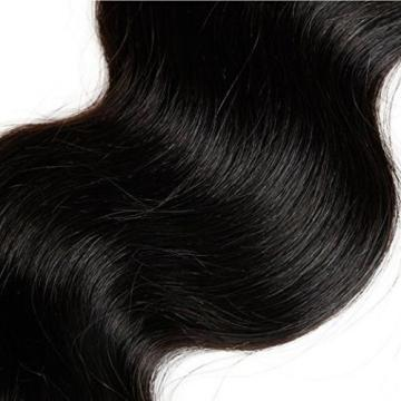 Peruvian Hair Virgin Human Hair Extensions Weave Body Wave 7A 3 Bundles 300g