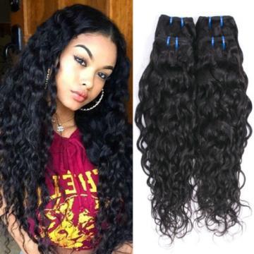 Peruvian Virgin Hair Natural  Wave 4 Pieces 7A Unprocessed Cheap Human Hair New