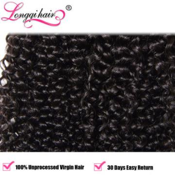 100g 7A Peruvian Curly Hair Bundles 100% Unprocessed Virgin Human Hair Extension