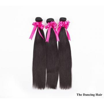 300g Peruvian virgin hair extensions with a silk closure human hair