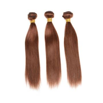 Virgin Brazilian/Peruvian/Indian Straight Human Hair Extensions 3 Bundles/300g