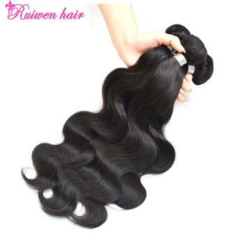 3 bundles 300g Brazilian Peruvian Human Hair Weaves Virgin Body Wave Hair Weft
