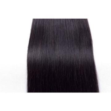 7A Peruvian Virgin Hair Straight 2 Bundles Peruvian Straight Human Hair Weaving