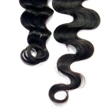 Virgin Peruvian Unprocessed human hair extension weft 4 Bundles/200g Body Wave