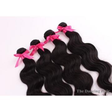 4 bundles Peruvian virgin hair body wave hair extensions