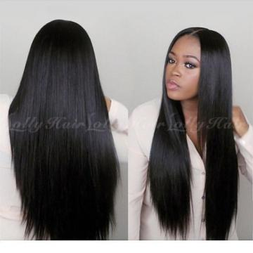 3 Bundles Unprocessed Brazilian Straight Peruvian Indian Virgin Human Hair 300g