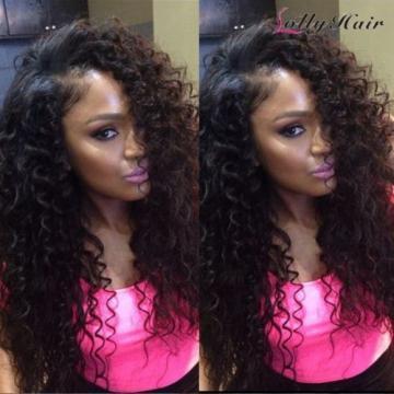 3Bundles Peruvian Virgin Hair Kinky Curly Hair Weft 100% Unprocessed Human Hair
