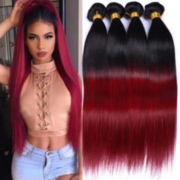 4Bundles 1b/Bug Unprocessed Peruvian Hair grade 7a Virgin Hair Extension Weaves