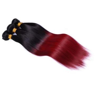 4Bundles 1b/Bug Unprocessed Peruvian Hair grade 7a Virgin Hair Extension Weaves