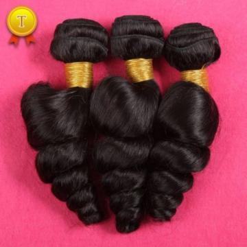 Free Ship Peruvian Loose Wave Virgin Hair Virgin Hair Poducts Top Hair 7A 3Pcs