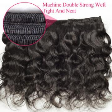 High Quality Body Wave Peruvian Hair Bundles 200g 4 Bundles Virgin Hair Weave