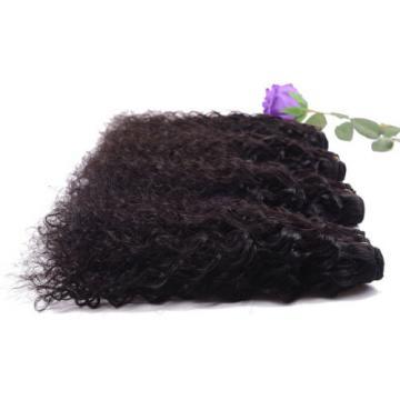 3 Bundles 150g Unprocessed Virgin Peruvian natural wave Human Hair Extension