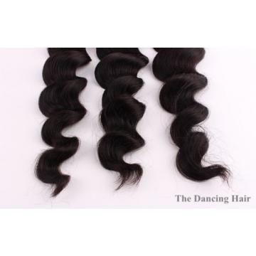 cheap loose wave hair extensions Peruvian virgin hair