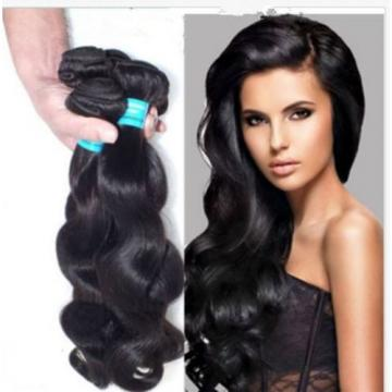 3 Bundles Unprocessed Peruvian Virgin Body Wave Hair Extensions Weaves 150G All