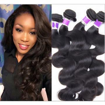 6A Grade Unprocessed Peruvian Human Hair Extension 50G Virgin Body Wave Hair