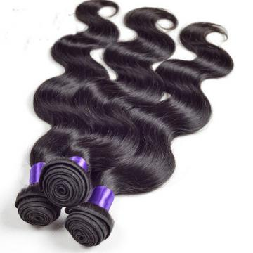 8A Peruvian Virgin Human Hair 4 THICKER Bundles Body Wave Virgin Hair