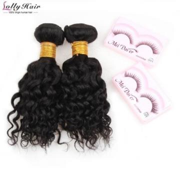 Cheap 7A 100G Kinky Curly Hair 2 Bundles 8inch Peruvian Virgin Human Hair Weave