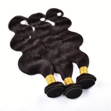 Peruvian Body Wave Human Hair Extensions 7A Virgin Hair Body Wave 3 Bundles 300g