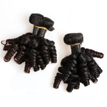 1 Bundle Virgin Peruvian Braid Human Hair Unprocessed Movado Curly Weft 7A