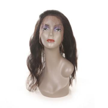 "Peruvian Virgin Human Hair 22""x4""x2"" Body Wave Human Hair Lace Frontal Closure"