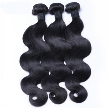3 bundle/lot Unprocessed 6A Peruvian Virgin hair Body Wavy Human Extension Weft