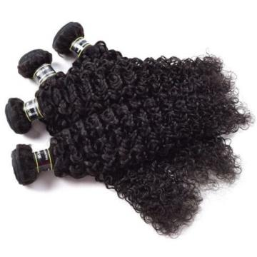 Peruvian Curly Virgin Hair Weave 3 Bundles Human Hair Extension 100%Unprocessed