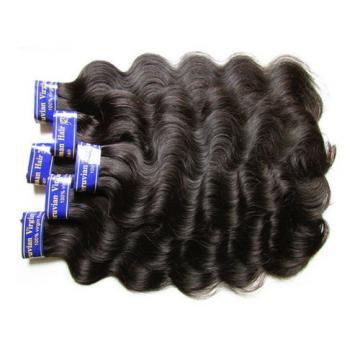Cheap Peruvian Body Wave Virgin Human Hair Extensions Weaves 4Bundles 400Grams