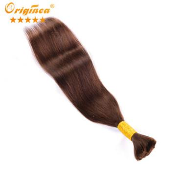 19 Colors 1 Bundle Peruvian Virgin Hair Straight Bulk Human Hair for Braiding