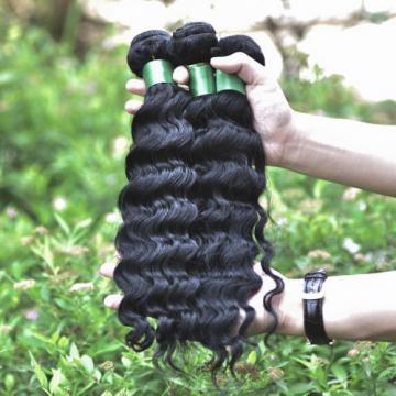 Peruvian Deep Curly Virgin Hair 7A Peruvian Human Hair Deep Wave 3 Bundles