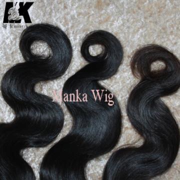 100g Best Unprocessed Brazilian Peruvian Indian Virgin Human Hair  Weft Bundles
