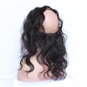 360 Lace Frontal Closure Peruvian Virgin Human Hair Body Wave Free Shipping