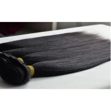 100% virgin Peruvian Bundle hair remy human hair weft Weave extensions 100g Top